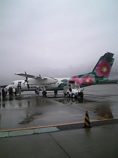 札幌に飛んで来て〜明日は・・