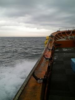 「釧路の沖」から帰港だぜ!