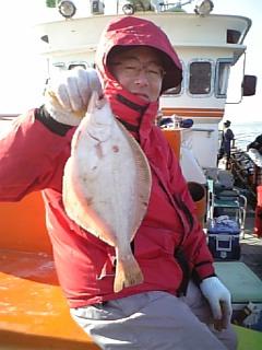 「釧路の沖」〜たのしいな〜